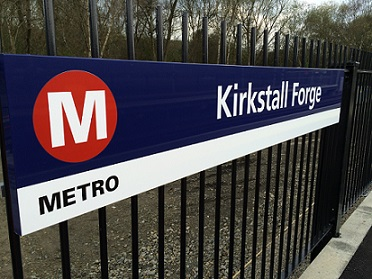 Kirkstall-Forge-station sign