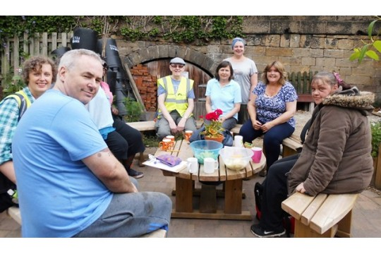 TCV hollybush roundhouse appeal