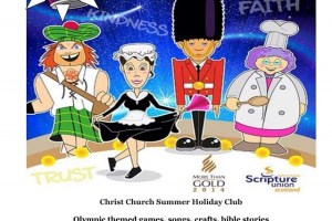 christ church holiday club