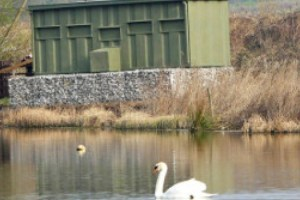 Rodley Nature Reserve new hides