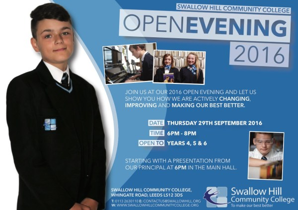 Swallow Hill open evening 2016