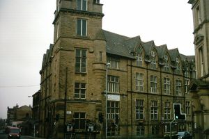 Pudsey Town Hall