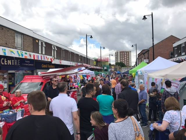 Can you help volunteer at Armley Festival?