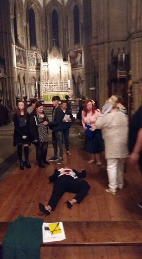 st barts murder mystery 2