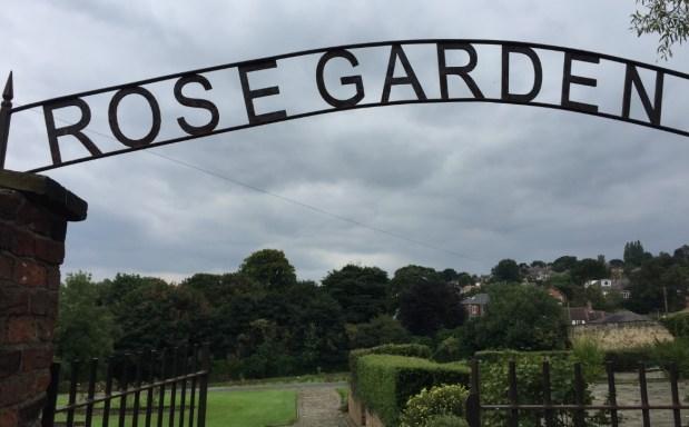 Gotts Park Rose Garden Armley