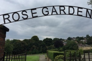 Gotts Park Rose Garden Armley