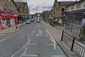 Farsley Town Street