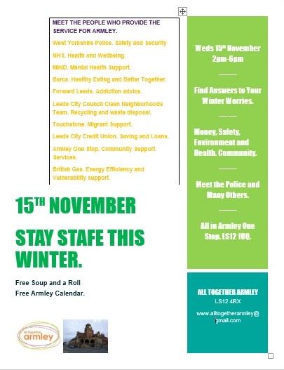 armley winter event