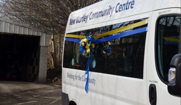 new wortley community centre minibus