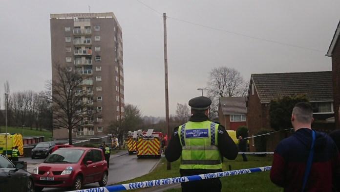 Leeds high rise block safety on agenda