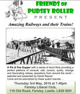 friends of pudsey roller 2018 event