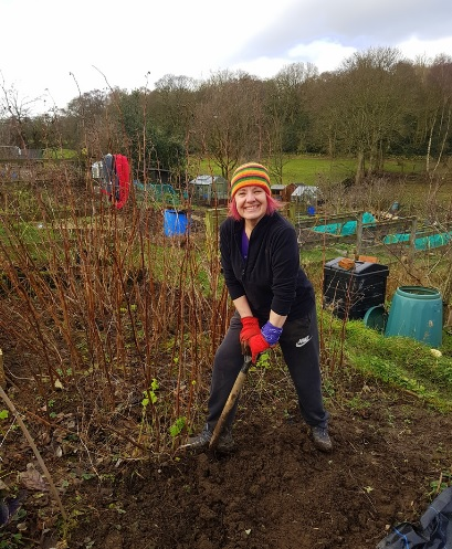 Anne's Patch: My allotment year