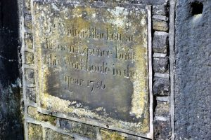 blackett lane calverley plaque 2