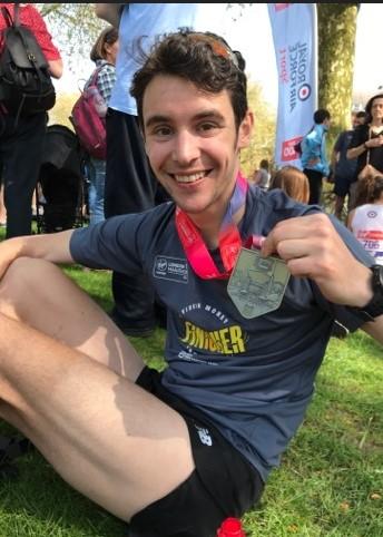 Kirkistall harriers london marathon
