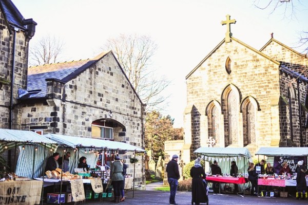 farsley farmers market