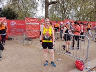 pudsey pacers london marathon 2018