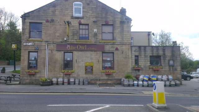 Rodley: 'Unsustainable' The Owl pub closes its doors