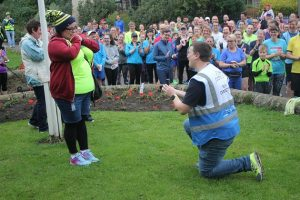 bramley parkrun marriage proposal