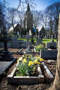 pudsey cemetery