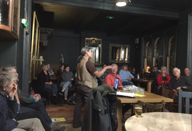 Burley mills community farm meeting