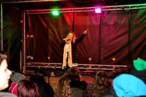 bramley christmas lights switch on 3
