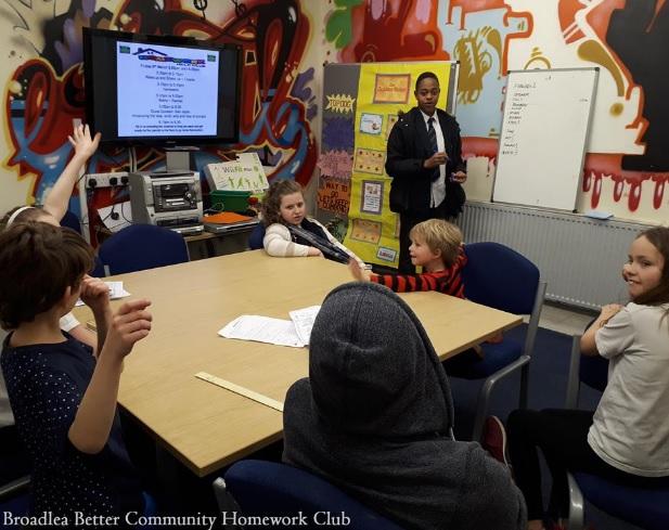 broadlea better community homework club new