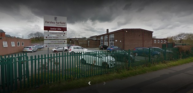 farsley farfield primary school