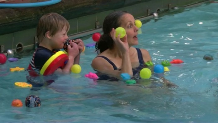 Down Syndrome group secures Bramley Baths swimming cash