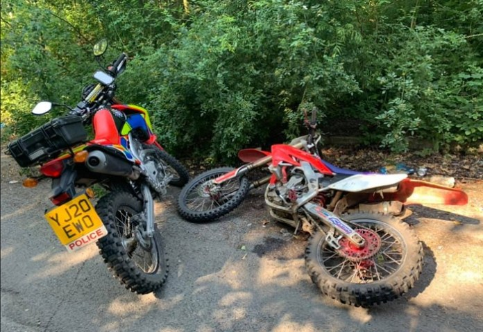kirkstall off road bikes