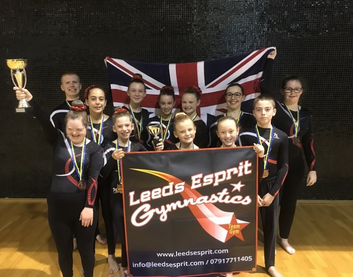 West Leeds: Gymnastics club nets Covid funding boost