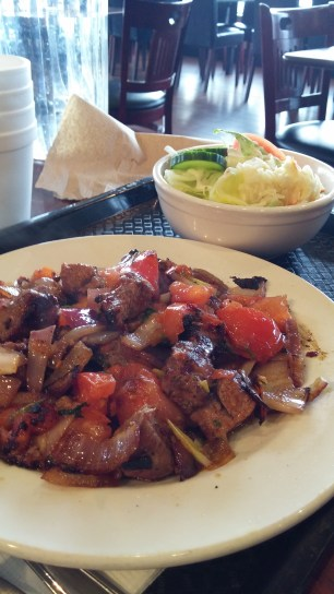Afghani Cuisine: Chicken