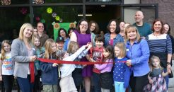 Kaleidoscope Ribbon Cutting, 2017