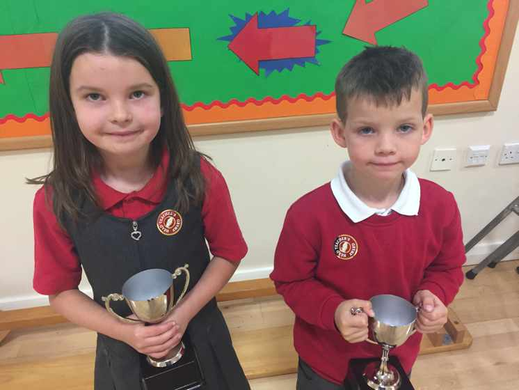 Headteacher's Superstars