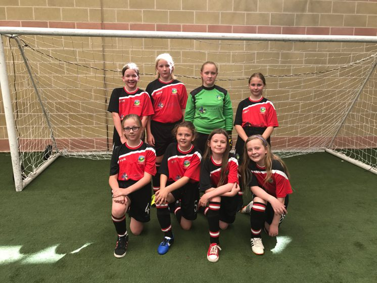 Girls' Football 2017