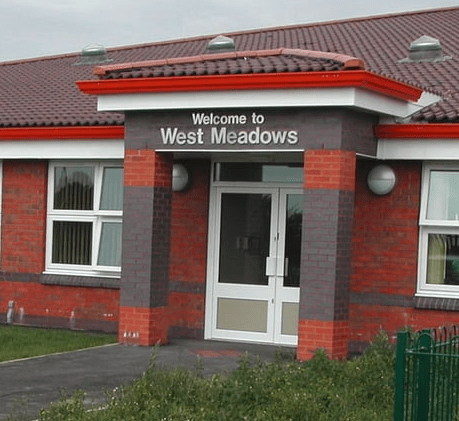 The Building of West Meadows