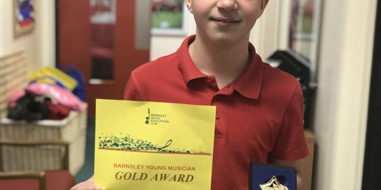 Gold Award Star