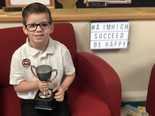 Headteacher's Superstar Award