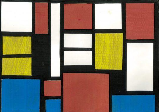 Mondrian 5 Year1
