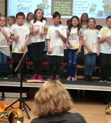 Year 5 Assembly – They Have Survived