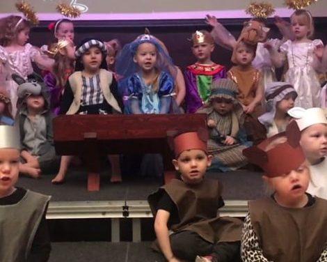 EYFS Nativity Time