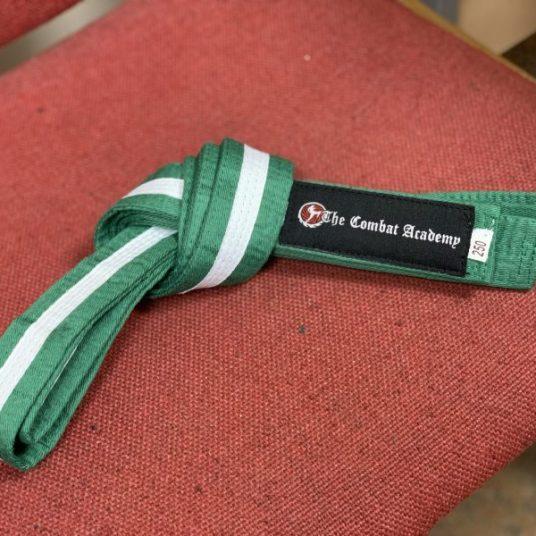 Junior Green Belt1