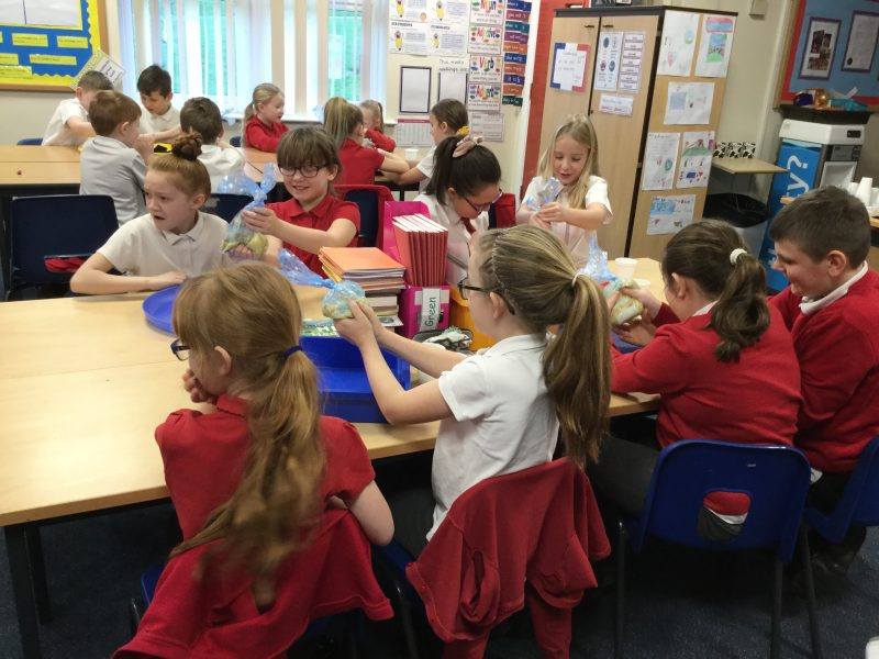Introducing our new Science topic today – 'Burps, Bottoms and Bile'