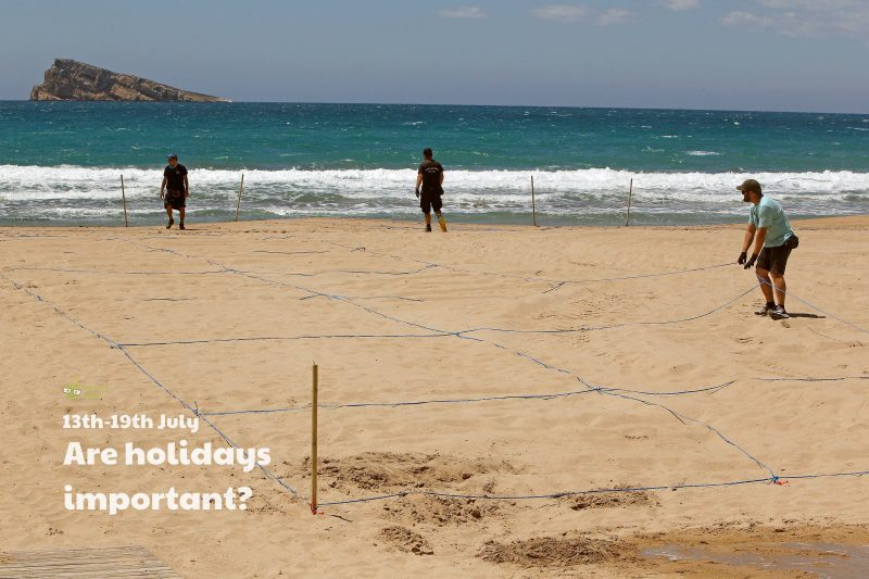 Are holidays important?