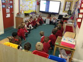 EYFS 2 P4C Monster in School (4)