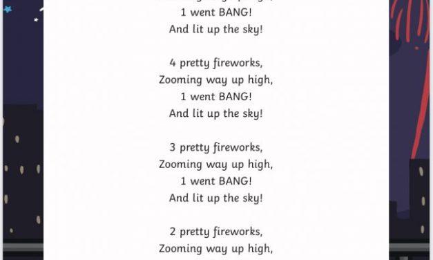 Rhymes of the week