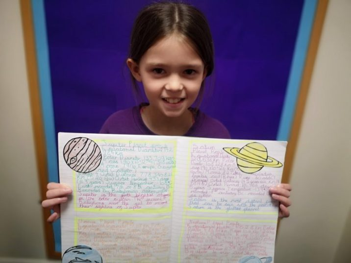 Year 5 Planets continued 1