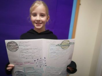 Year 5 Planets continued 3