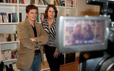 Van producties naar videocommunicatie