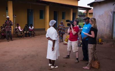 Serie videoreportages voor UNICEF