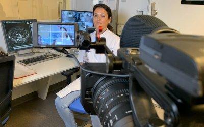 Corona-protocol bij opname videoboodschappen